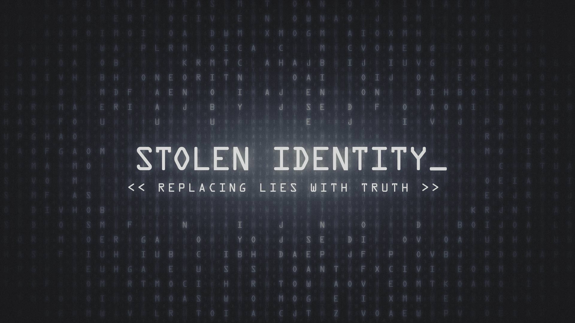 Stolen Identity