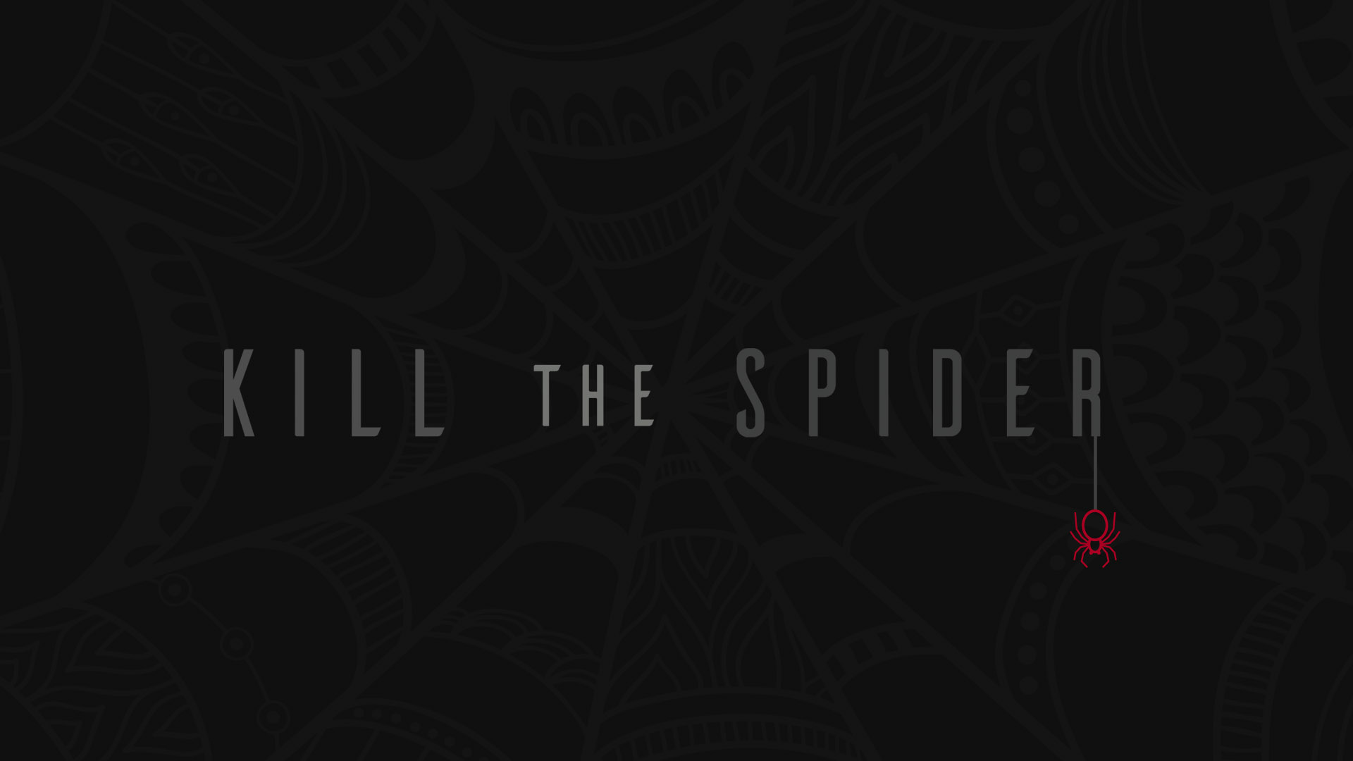 Kill The Spider