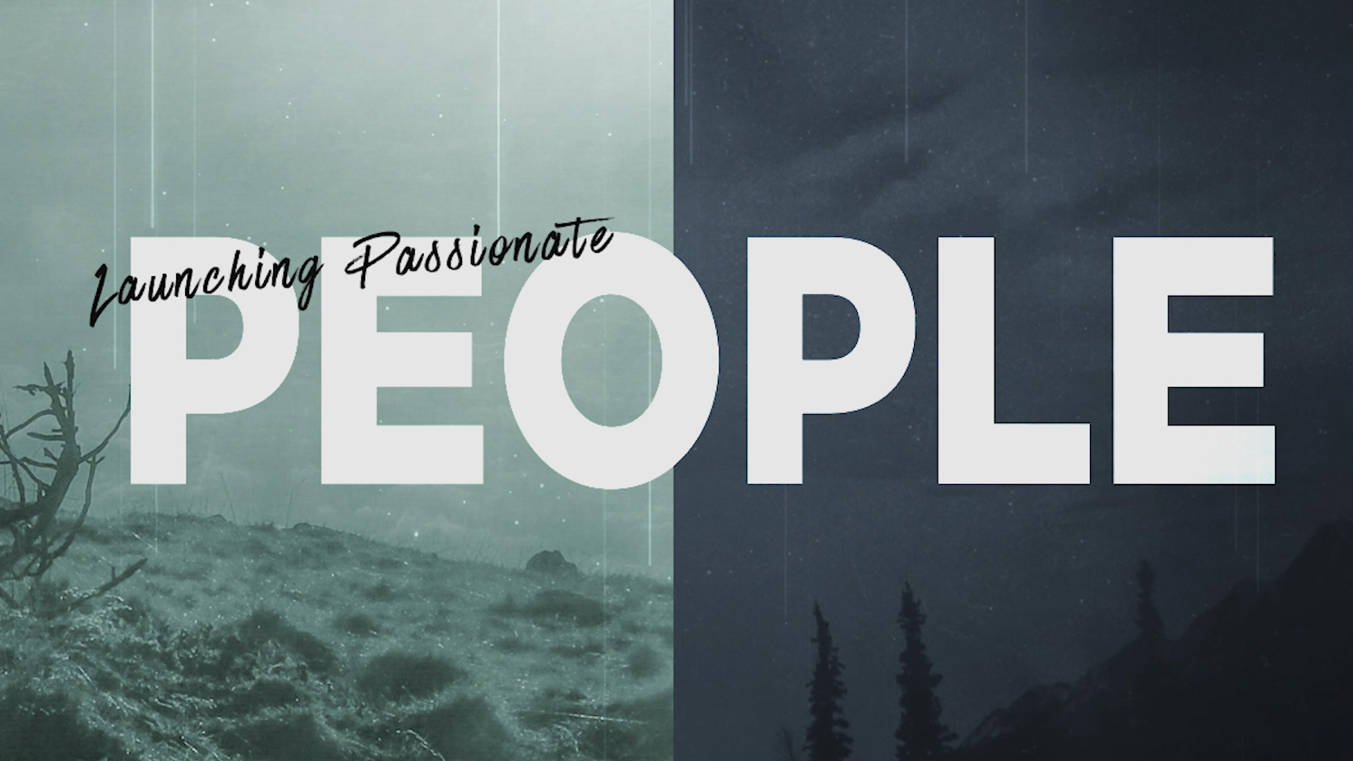 Launching Passionate People